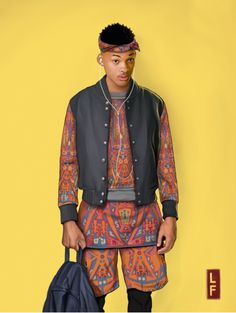 """To commemorate the 25th anniversary of 'Fresh Prince of Belair', Brooklyn-based illustrator Leland Foster teamed up with fashion e-commerce site Lyst to re-imagine what the cast would look like in 2015.  Will - Carlton - Ashley  - Phil  - Geoffrey - Hilary """"The Fresh Prince of Bel Air was so stylish, and so of-its-time as a classic 90s show,"""" said Foster. """"The challenge was to make the Banks family relevant and recognisable, while keeping all the energy of these six very different…"""