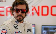Fernando Alonso está fora da F1 para disputar as 500 Milhas de Indianápolis