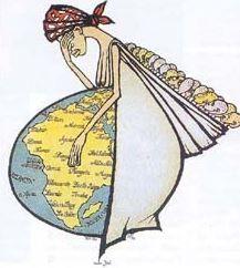 Bildresultat för överbefolkad jord
