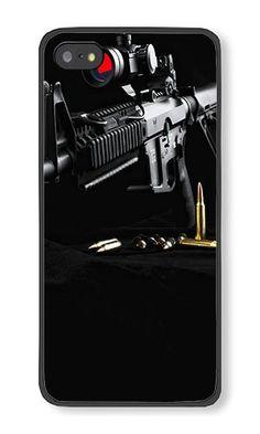 iPhone 5S Case AOFFLY® Gun Black PC Hard Case For App... https://www.amazon.com/dp/B014AVAU72/ref=cm_sw_r_pi_dp_rjpzxb2QMPTFT