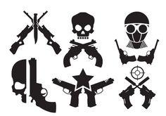 Crossed Gun Vectors - https://www.welovesolo.com/crossed-gun-vectors/?utm_source=PN&utm_medium=welovesolo59%40gmail.com&utm_campaign=SNAP%2Bfrom%2BWeLoveSoLo