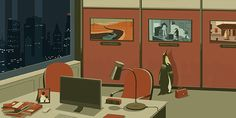 Emiliano Ponzi: The Journey of the Penguin | PICAME