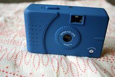Blue Ribbon, Wide Angle Camera Toy Camera, Blue Ribbon, Wide Angle, Lens, Klance, Lentils