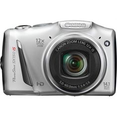 CANON Powershot SX150 (12x optical zoom model, 14.1MP,7.5 LCD screen, HD Ready) https://www.magickart.com/