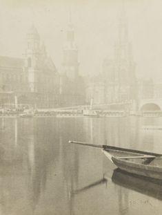 Jan Bułhak, (1876-1950) Drezno, 1912,