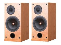 Proac D2 speakers surprisingly good sound for the size!