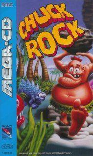 Chuck Rock (Sega CD)