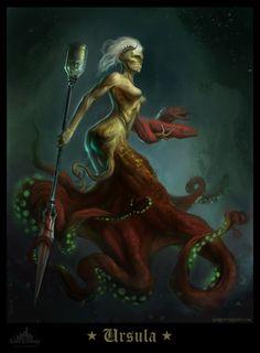 Ursula by ~Verehin on deviantART