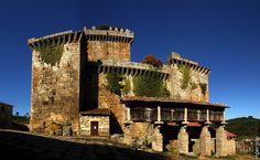 Castelo de Pambre (Lugo) by mpergon (Miguel), via Flickr