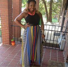 06aa4aaf7df79 womens long skirts 2015 summer style casual striped print chiffon maxi  skirt high waisted adult tutu skirt plus size