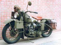 Harley Davidson WLA....want