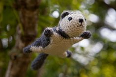 Momonga | The pattern is from the Japanese magazine 'Small A… | Flickr