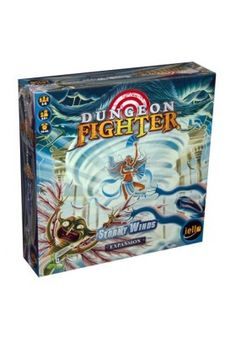 Expansión Dungeon Fighter: Stormy Winds 16,95€
