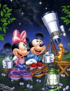 <3 Mickey & Minnie <3