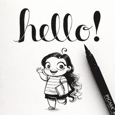 c-cassandra: Sakura products (Pigma and Gelly Roll pens in particular). Cute Illustration, Character Illustration, C Cassandra Comics, Cassandra Calin, Lion King Art, Kid Character, Popular Art, Canadian Artists, Comic Artist