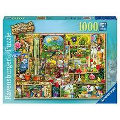Ravensburger The Gardener's Cupboard Puzzle - 1000 Pieces : Target