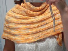 YawnOver's The All-Star Shoulder Shawl Capelet, All Star, Ravelry, Free Pattern, Shawls, Knitting, Crochet, How To Wear, Wraps