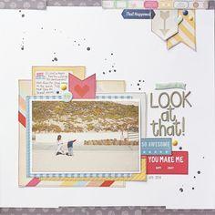 Look at That! - 6 x 6 Paper Pad Love #2