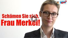 Alice Weidel: Tafel in Essen – Schämen Sie sich, Frau Merkel!