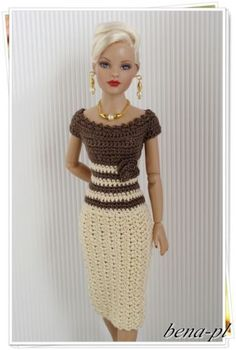 Idees gia ola: 70 IDEAS FOR KNIT CLOTHES FOR DOLLS BARBIE