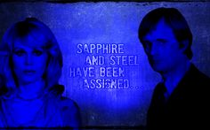 sapphire and steel   Tumblr