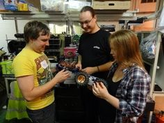 What goes on at SoMakeIt - UK Southampton's Community Makerspace Project?