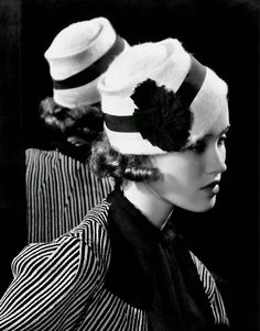 vintage everyday: Beautiful Fashion Photography by Edward Steichen from the 1920s and 1930s