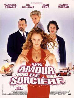 Un amour de sorcière (1997) - René Manzor - Vanessa Paradis, Jeanne Moreau, Jean Reno