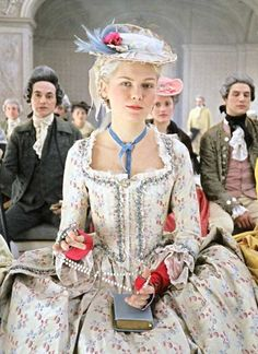 Marie Antoinette. Loved this movie!