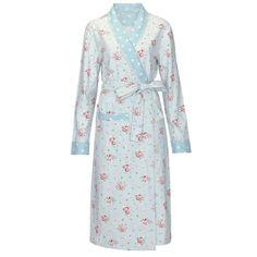 Notting Hill Rose & Spot Dressing Gown