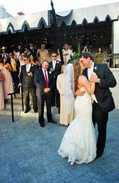 Allison and Doug's Wedding Reception | Casa Monica Hotel, St. Augustine