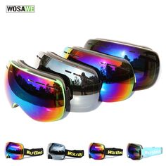 577a88b2e0c2e ... China snow goggles Suppliers  WOLFBIKE Ski snowboard Outdoor Sports  Snowboarding Skate Goggles Snow Skiing Sun Glasses Eyewear Protection ski  goggles