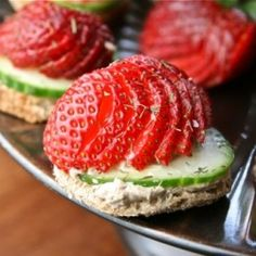 You will never go back to ordinary tea sandwiches again after tasting these gems.