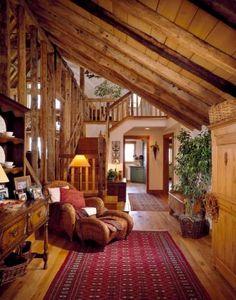 elegantly rustic - Western Design Homes