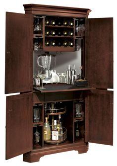 Amazon.com: Norcross Bar Cabinet: Furniture & Decor