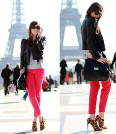 PARIS FASHION WEEK DAY 5 (by Andy T.) http://lookbook.nu/look/1669400-PARIS-FASHION-WEEK-DAY-5