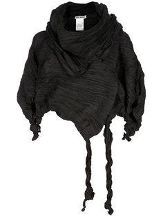 Issey Miyake Vintage Pleated Cloak - - Farfetch.com