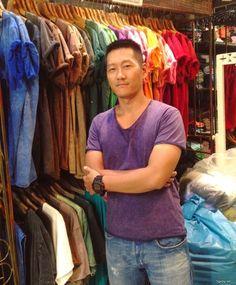 Áo thun nam cotton nhập made in Thailand giá rẻ nhất thị trường 150k.