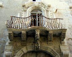 Palazzo Biongiovanni Sicily 2009 Siracusa