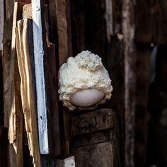 Baby Hat Hand Knit Newborn Cap Newborn photo by GabriCollection