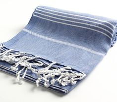 "Cacala 100% Cotton Pestemal Turkish Bath Towel, 37 x 70"", Grey Blue Cacala http://www.amazon.com/dp/B00CHOGW0Y/ref=cm_sw_r_pi_dp_YwE9vb0DQDD53"