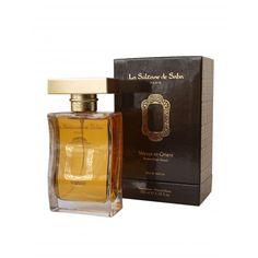 La Sultane de Saba. Le parfum «Ambre, Musc, Santal»
