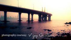 mumbai sea link_ bandra view