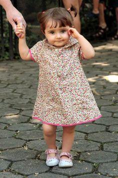 #Moda #Estilo #BabyStyle #Fashion #Enfants #Vestido #Criança #ModaInfantil