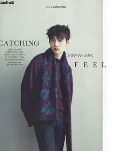 EXO's Do Kyungsoo for Elle Magazine 141120 - OMONA THEY DIDN'T! Endless charms, endless possibilities ♥