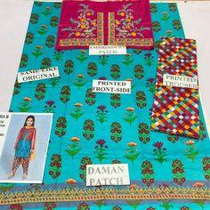 Pakistani Kids Dresses, Patches, The Originals, Prints