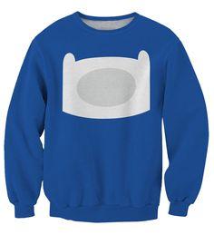 Finn Warior Sweater, Mr. GUGU & Miss GO