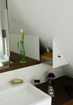 der dachschr ge ein schnippchen schlagen sbz b der pinterest verlobung shampoos und. Black Bedroom Furniture Sets. Home Design Ideas
