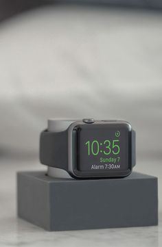DOCK for Apple Watch | Designed for nightstand mode US$59.99