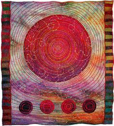 """""""Circles #11"""" by Michele Hardy"""